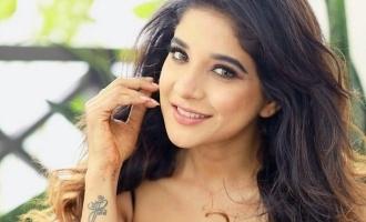 அதிரடி ஆக்சன் கேரக்டரில் 'பிக்பாஸ் 3' நடிகை