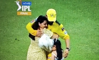Sakshi Singh Dhoni pregnant Dhoni to become father again IPl CSK win