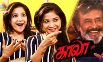 Rajini Sir Said I'm Super Awesome : Sakshi Agarwal Interview