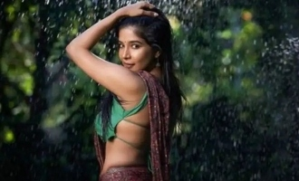 Sakshi Agarwal goes extreme glam in saree in latest photoshoot