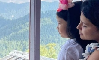 Sakshi Dhoni shares stunning pictures from family vacation; MS Dhoni's 'new look' impresses fans