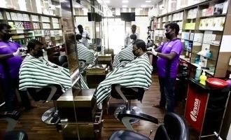 Corona effect - Aadhaar card mandatory in Tamil Nadu salons!