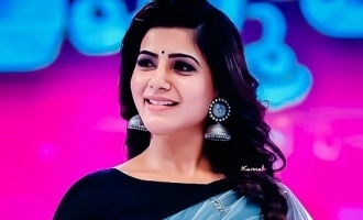 Samantha promises to pass on fan's awesome gift to her mommy
