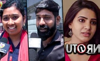 Samantha 'Vera level': Public Review & Reaction | U Turn