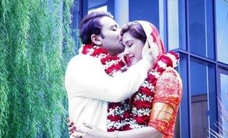 Superhit Tamil movie heroine gets married silently during lockdown!