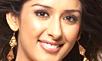 Samiksha in an English film