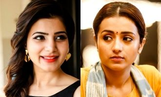 Samantha refuses to replace Trisha