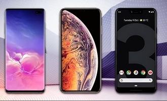 Comparison: Samsung Galaxy S10 Plus vs Apple iPhone XS Max vs Google Pixel 3 XL