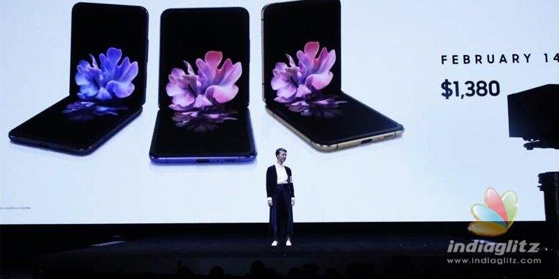 டூயல் ரியர் கேமரா.. மடங்கும் திரை.. அதிரடியாக வெளியானது Samsung galaxy Z..!