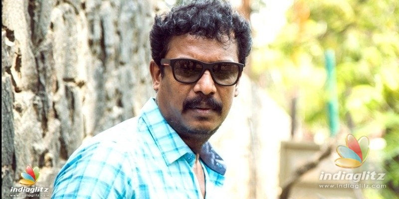 Breaking ! Samuthirakani joins Indian 2