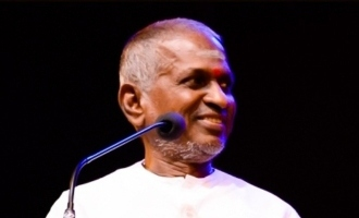 Ilaiyaraja joins the remake of Iranian classic!