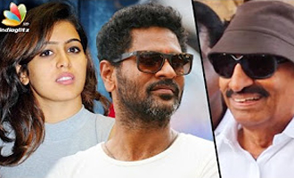 Kannada Actress Samyuktha Hedge walks out of Prabhudeva - Karthik Subbaraj Movie