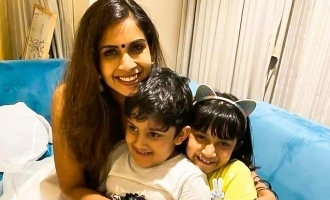 Bigg Boss 4 Samyuktha's first photos with family after eviction viral!