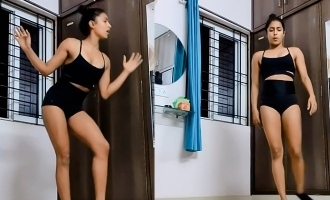 Jayam Ravi heroine's sizzling dance video rocks internet!