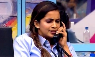 Biggboss Tamil season 4 Netizens short film for Samyuktha