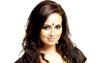 Sana Khan Plays Silk