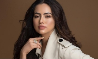 Actress Sana Khan changes her mind and gets married suddenly video goes viral