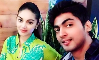 Biggboss Tharshan appreciate Sanam Shetty