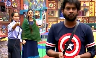 Bigg Boss 4 Rio's loose talk and fight with Anitha and Sanam!