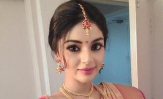 Actress Sanam Shetty marriage rumour clarified