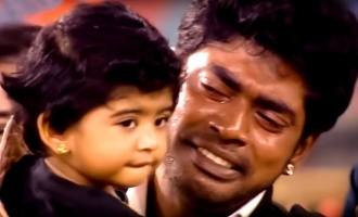Biggboss tamil season 3 Sandy wife and daughter entered house