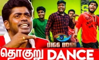 Bigg Boss 3 Sandy's dance students colorful interview