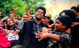 Sandy's mass Verithanam dance video in Thalapathy Vijay style