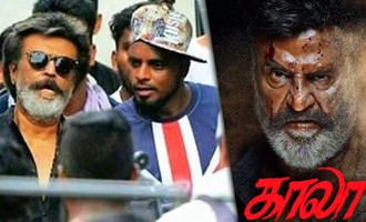 Superstar Rajinikanth, Pa Ranjith's Kaala Choreographer Sandy Interview