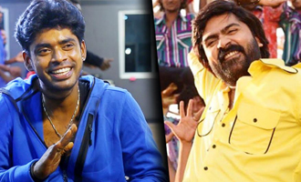 I'm a choreographer only because of Simbu : Sandy Interview