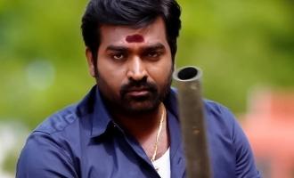 Vijay Sethupathi's total mass avatar - 'Sanga Thamizhan trailer review