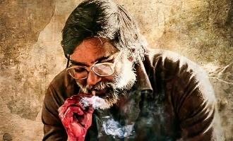 Selvaragavan release a new still of saani kaayidham