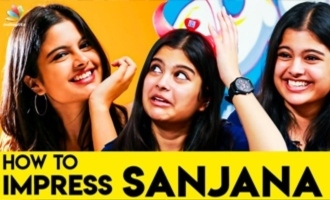I am not that bold - Awesome Machi Sanjana fun interview