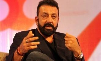 Bollywood actor Sanjay Dutt hospitalized
