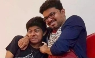 Thalapathy Vijay's son Jason Sanjay's chilled out video goes viral