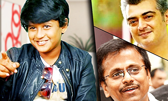 Like THALA AJITH I'm SPYDER SANJAY : Child Actor Interview