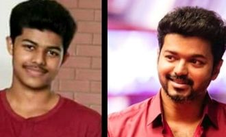 Thalapathy Vijay's son Sanjay makes his acting debut