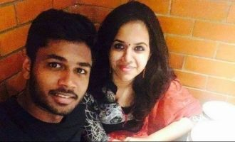 IPL star cricketer Sanju Vishwanath Samson to get married!