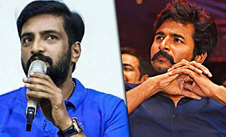 Sivakarthikeyan is my Competitor, not Enemy : Santhanam Speech