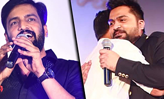After Rajini and Kamal, it's Simbu and Dhanush : Santhanam Speech
