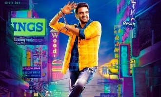 Santhanam's next movie title and first look is here
