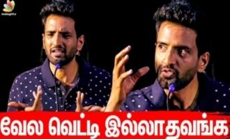 I am not criticizing anyone - Santhanam speech A 1 Press Meet