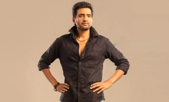Reason behind Santhanam's weight loss revealed!