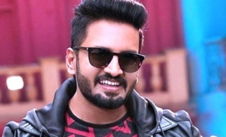 Santhanam's special training for next!