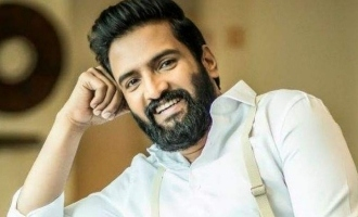 Santhanam's new project with a strong 'Master' connection?