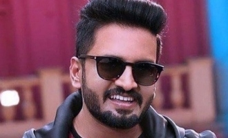 Legendary actress joins Santhanam's next!