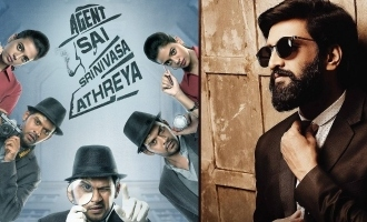 The filming of Santhanam starrer 'Agent Sai Srinivas Athreya' Tamil remake is wrapped up!