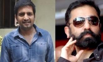 Santhanam to remake part of Kamal's biggest comedy blockbuster?