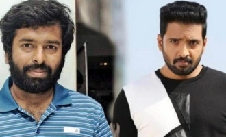 Santhanam and Santhosh Narayanan reunite for hit movie director