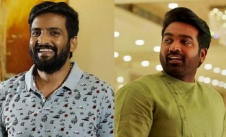 Santhanam to play the lead in iconic Vijay Sethupathi movie spinoff