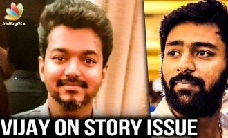 What Vijay said about Sarkar Story Issue | Santhanu Bhagyaraj Interview
